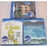 Kit Filmes Blu-ray