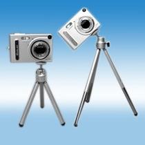Mini Tripé Articulado Universal P/ Câmera E Celular