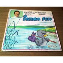 Disco Silvio Santos Para As Crianças 1976 Patinho Feio Ep