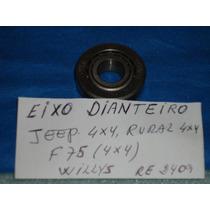 Ford Willys Eixo Diant Pino Da Manga ,jeep/rural(4x4 ) Fag.