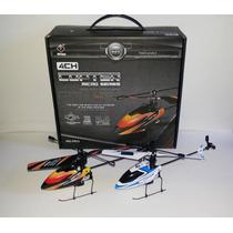 Helicóptero V911 - 4 Canais, Controle 2,4ghz