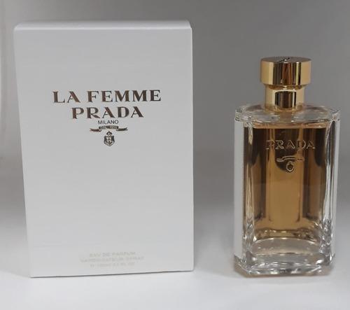 7ecb6ac252da1 Perfume Prada La Femme 100ml Edp Feminino + Brinde Amostra