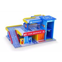 Car Service Com Posto E Garagem - Junges