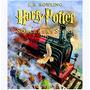 Livro Harry Potter E A Pedra Filosofal Ilustrada Em Ingl�s