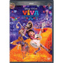 Dvd Viva A Vida É Uma Festa - Disney Pixar Original Lacrado
