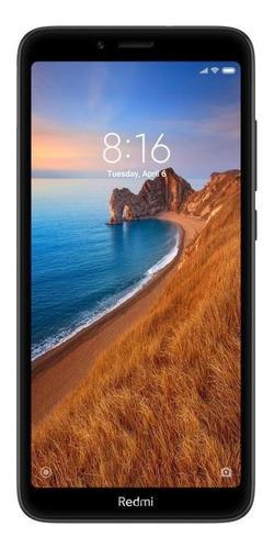 Xiaomi Redmi 7a (12 Mpx) Dual Sim 32 Gb Matte Black 2 Gb Ram