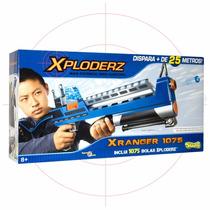 Paintball Lançador Xploderz Xranger Sniper 1075 + 1075 Bolas