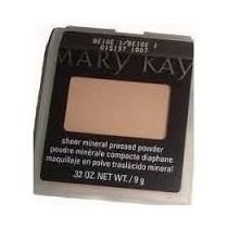 Pó Mineral Compacto Refil - Mary Kay - Beige 2