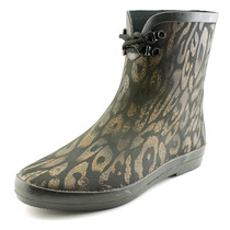 Henry Ferrera New York Blooming Mulheres Synthetic Ankle Boo