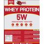 Whey Protein 5w 2kg Wey Proten Way 3w 5w Isolado Barato