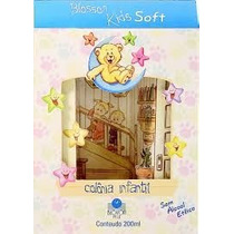 Colonia Infantil Blosson Kids Soft