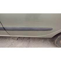 Friso Da Porta Traseiro Lado Esquerdo Renault Scenic 2000