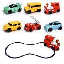 2 Brinquedo Carrinho Caneta Mágicos,carrinho Sensor Indutivo