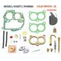 Kit Carburador 2e Gasolina Monza Kadett 1.8 2.0 1986/1991 Original