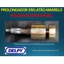 Prolongador Aço Inox 304 Dourado Metal Amarelo Corrimão