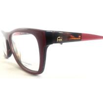 Armação Óculos De Grau Feminina Vermelha E Tartaruga Ana 344