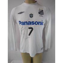 d484a520f Busca Camisa santos manga longa com os melhores preços do Brasil ...