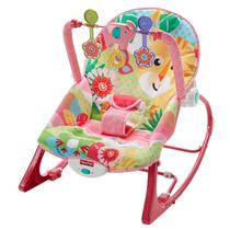 Cadeira De Descanso - Tigre Rosa - Fisher Price