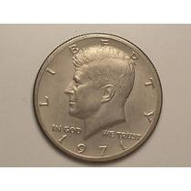 Usa) Half Dollar - 1971 Kennedy (sob)