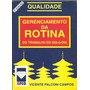 686 Lvr- Livro 1992- Gerenciamento Da Rotina Do Trabalho....
