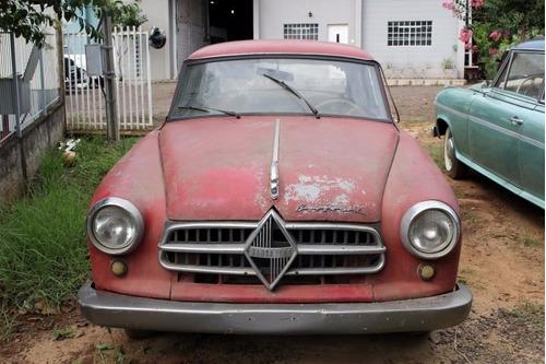 1955 BORGWARD ISABELLA PARA RESTAURAR TAGS SKODA NSU DKW