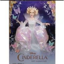 Barbie Cinderella Cinderela 2015 Disney Fairy Godmother Fada