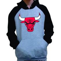 Blusa Moletom Frio Casaco Chicago Bulls Celtics Jordan Swag
