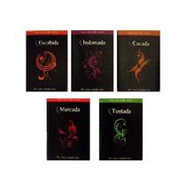 Livro Coleção House Of Hight Vampiros 5 Livros P C Cast Novo