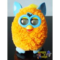 Boneco Furby Hot Orange Blue Laranja Hasbro