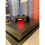 Vídeo Game Ps4 Playstation 4 500 Gb + 2 Jogos
