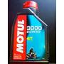 Oleo Para Motor Motul 3000 1l Importado Frances Oleo Top