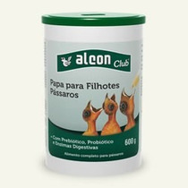 Alcon Club Papa Filhotes Calafete Trinca Ferro Mandarim 600g