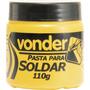 Pasta Para Soldar Estanho Em Fio 110 Gr Vonder