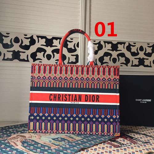 c36a0c84c Bolsa Book Tote Christian Dior