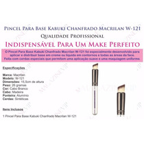 Pincel Base Kabuk Chanfrado Macrilan W121