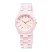 Relógio Feminino Technos Fashion Bella 2035hhf/8t Rosa Claro