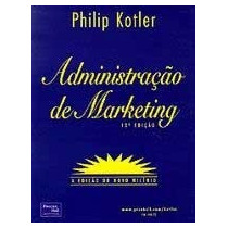 Administração De Marketing - Philip Kotler