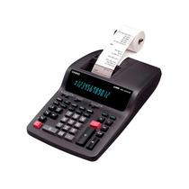 Calculadora C/ Bobina De Impressão Grande Dr-120tm-bk