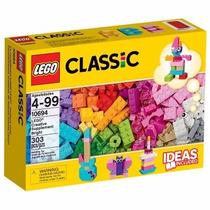 Brinquedos Meninas Lego 10694 Caixa Amarela C/ 303 Peças