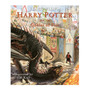Harry Potter And The Goblet Of Fire: Illustrated Ed Original