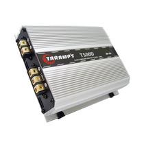 Amplificador Taramps T500 1 Ohms 500 Watts Rms