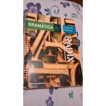 Gramática 8 Ano Projeto Radix Raiz Do Conhecimento Do2009