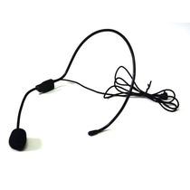 Microfone Headset Betterway Auricular De Cabeça
