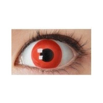 Lens Vermelha - Cosplay - Fantasia - Halloween - Vampiro