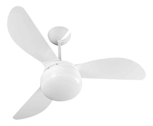 Ventilador De Teto Ventisol Fênix Branco, 96cm De Diâmetro 127v