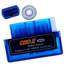 Mini Scanner Obd2 Bluetooth V2.1 Elm 327 Celular C/ Cd