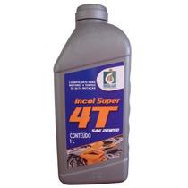 Oleo Motor 4t Incolub Super Sae 20w50 Api Sf Lt
