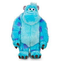 Disney Sulley De Pelúcia Monsters University Monstros