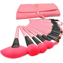 Kit De Pincel Para Maquiagem Com 24 Pcs - Makeup For You