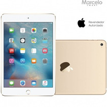 Oferta Tablet Ipad Mini 4 Wi-fi 4g 128gb Ios 9 Dourado